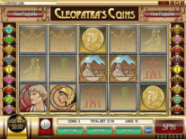 Cleopatras Coins